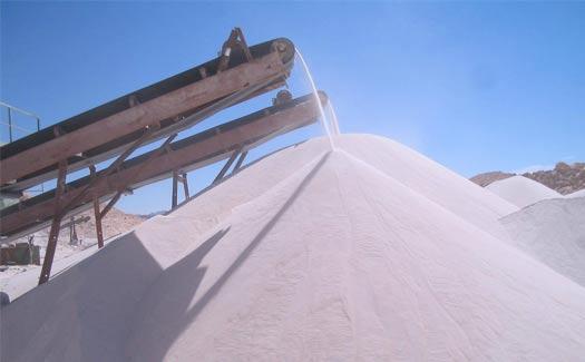 دراسة جدوى محجر رمال السيليكا باستثمار 2.3 مليون دولار