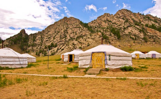 Constituting a touristic camps project