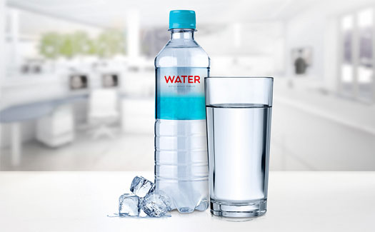 Drinking water packaging factory