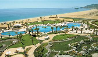 Tourist resort