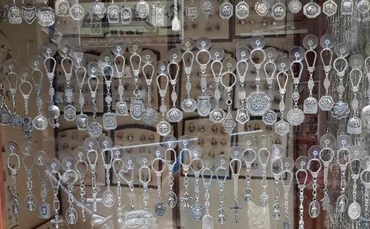 دراسة الجدوي محل بيع المشغولات الفضة باستثمار 100 الف دولار