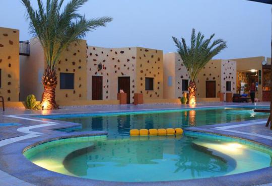 دراسة جدوى منتجع سياحى صحراوى باستثمار 3 مليون دولار