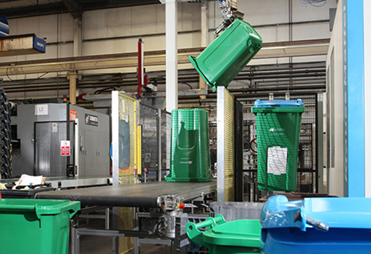 Factory for plastic products of investment reaches $ 3.2 million