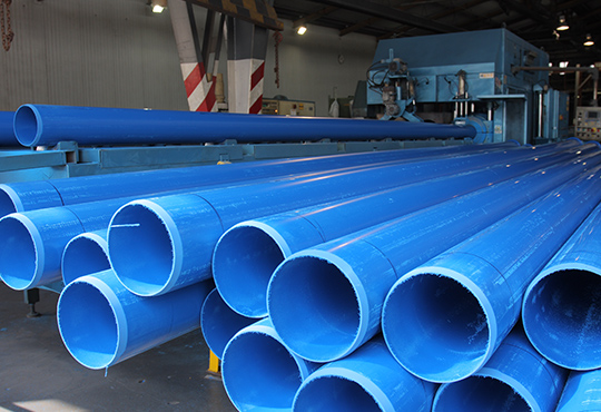 Factory for plastic pipes (PVC) of investment reaches $ 800 thousand