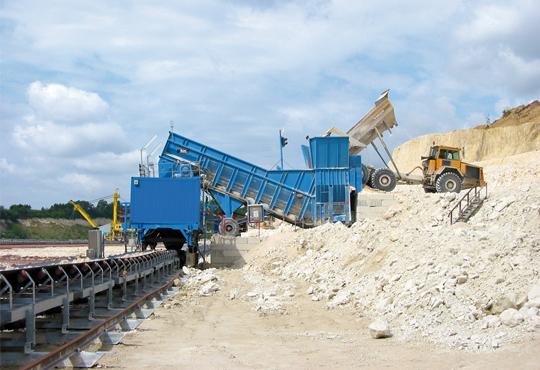 دراسة جدوى محجر استخراج الجبس باستثمار 1.8 مليون دولار