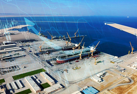 Report on the volume of investment in Duqm, Sultanate of Oman