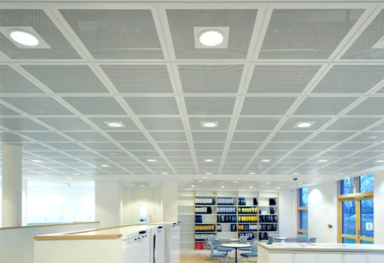 Aluminum Secondary Ceilings Factory at a cost of $ 1.1 million