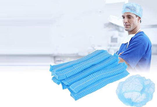 دراسة جدوى مصنع للمستهلكات الطبية (غطاء الرأس والكمامة) باستثمار 800 الف دولار