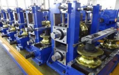 خط انتاج تصنيع الانابيب المعدنية