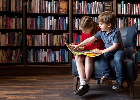دراسة جدوى مشروع مكتبة قصص الأطفال باستثمار 50 الف دولار