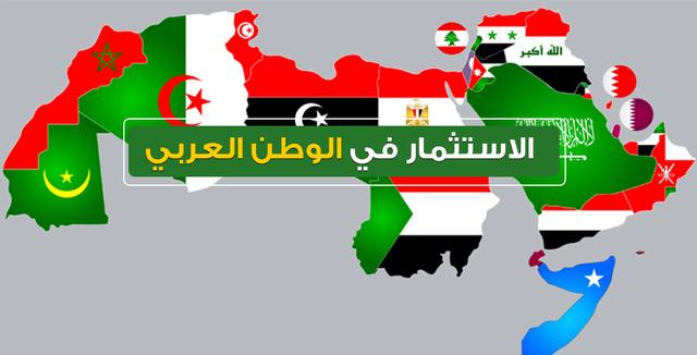 الاستثمار في الوطن العربي