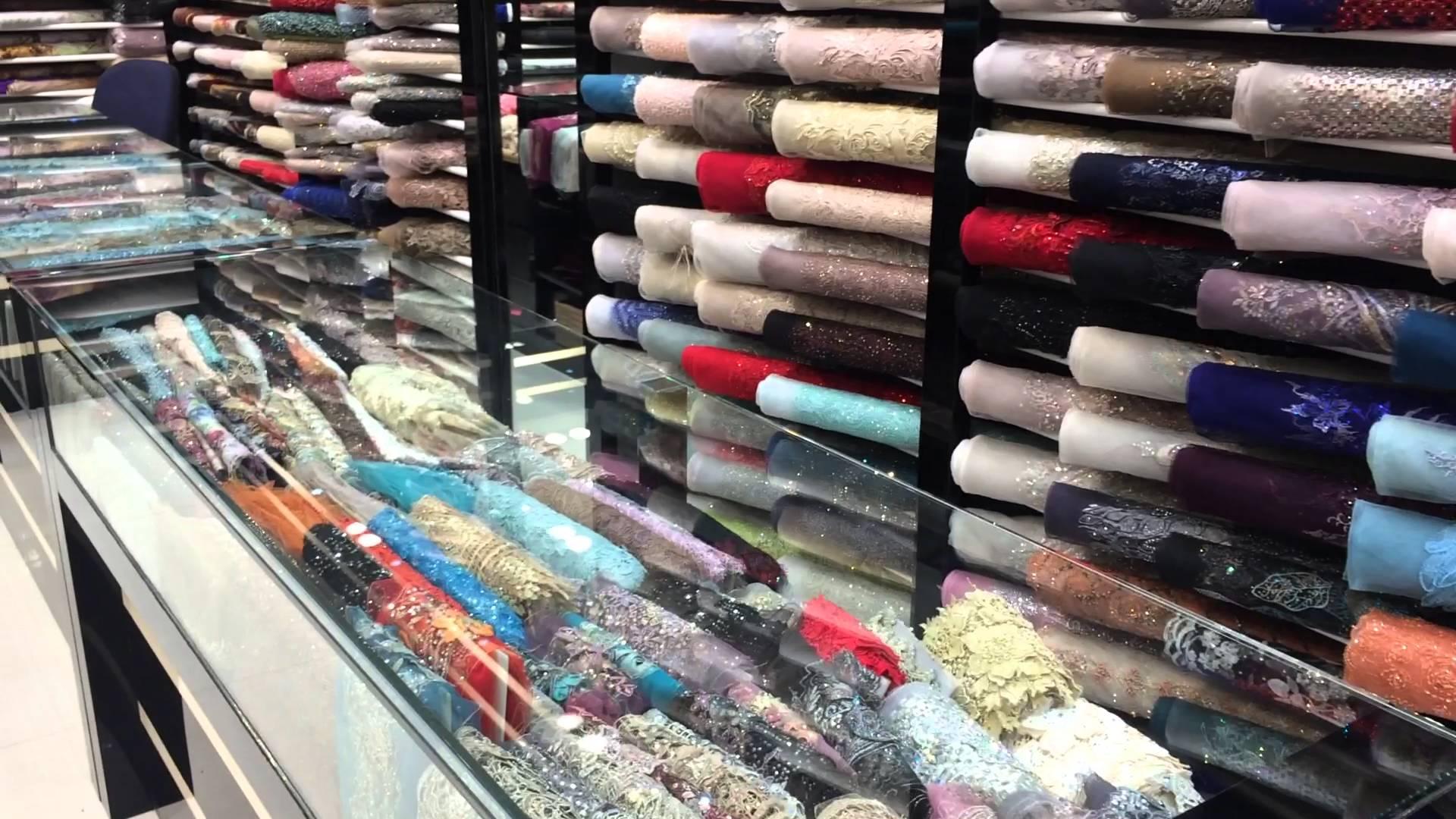 Al Kushayeb Fabrics and Women's Accessories Store