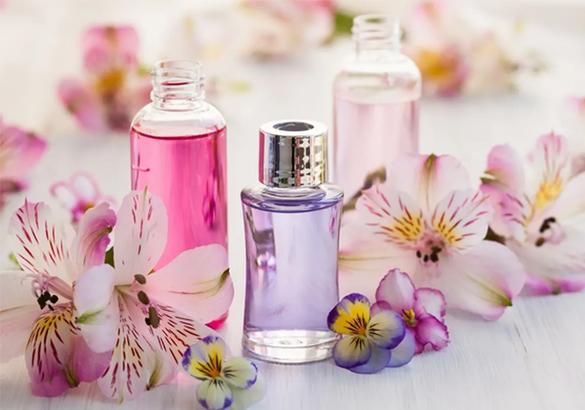 Itrak perfume project