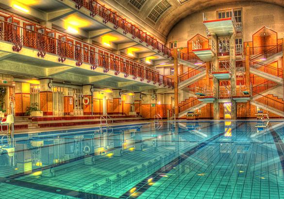 دراسة جدوى مشروع مسبح الترفيهي باستثمار 265 ألف دولار.