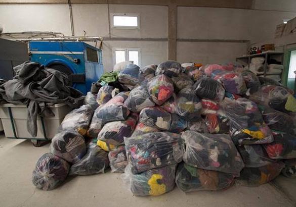 دراسة جدوى مشروع مصنع جمع وإعادة تدوير الملابس باستثمار 10 مليون  دولار .
