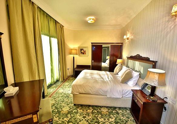 دراسة الجدوى لمشروع الشقق الفندقية باستثمار 520 ألف دولار