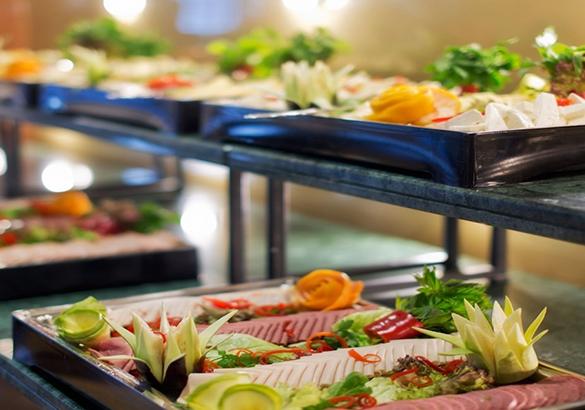 دراسة جدوى مشروع مطعم الوجبات الصحية باستثمار 55 ألف دولار .