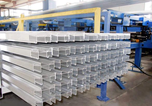 دراسة جدوى مصنع الألمونيوم باستثمار 1,6مليون دولار .