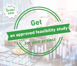 Get an approved feasibility study for your project