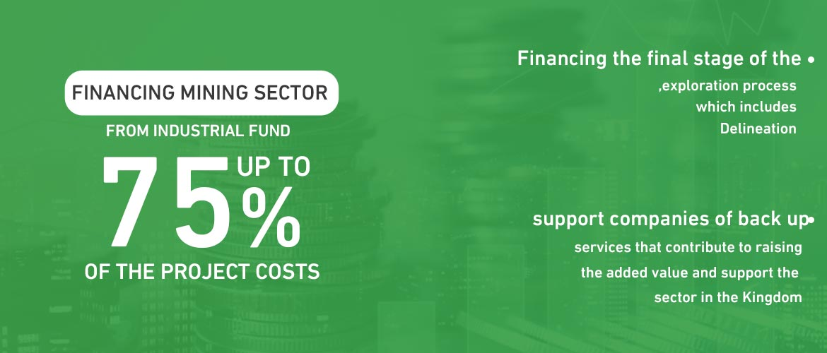 Industries Fund expands the scope of mining sector funding.