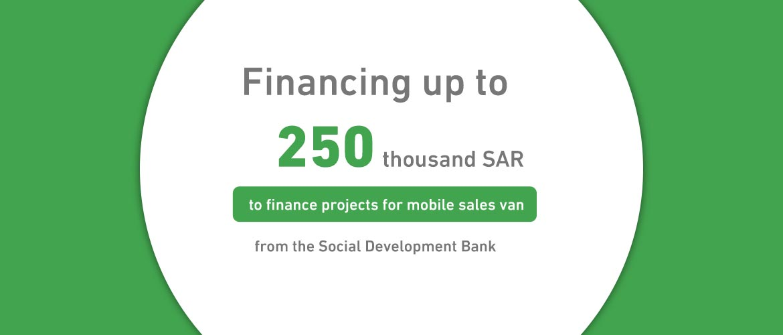 Financing mobile POS