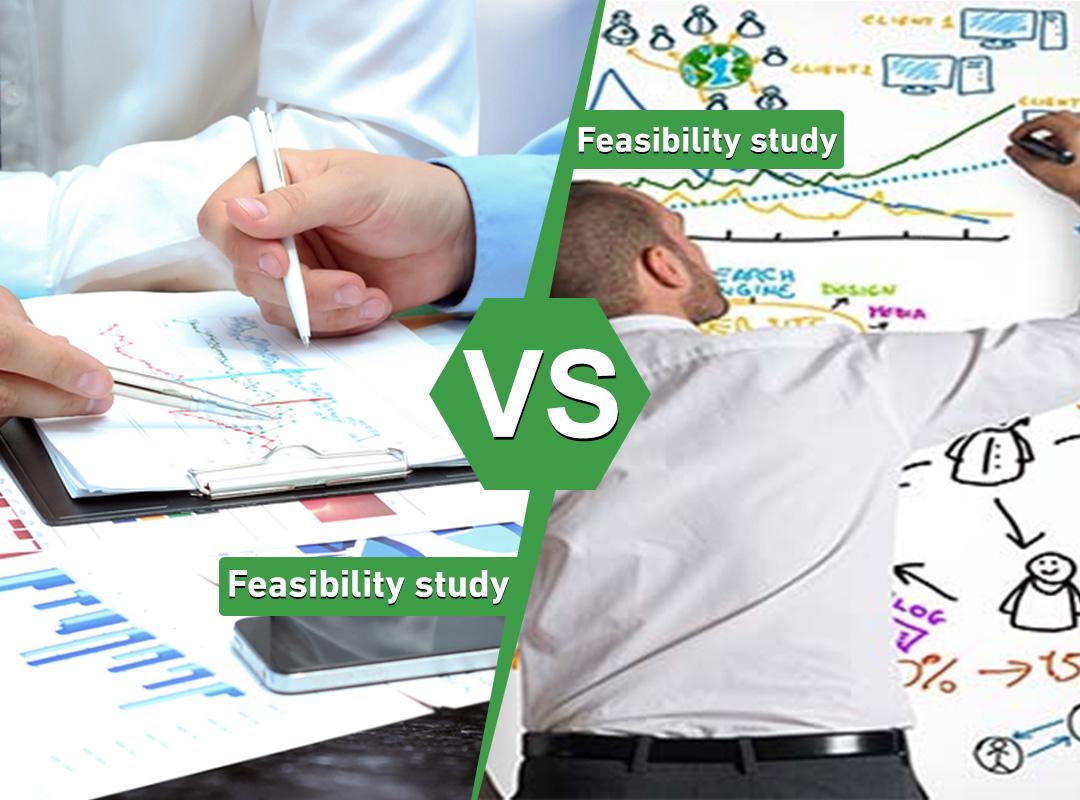 Feasibility study VS Business plan