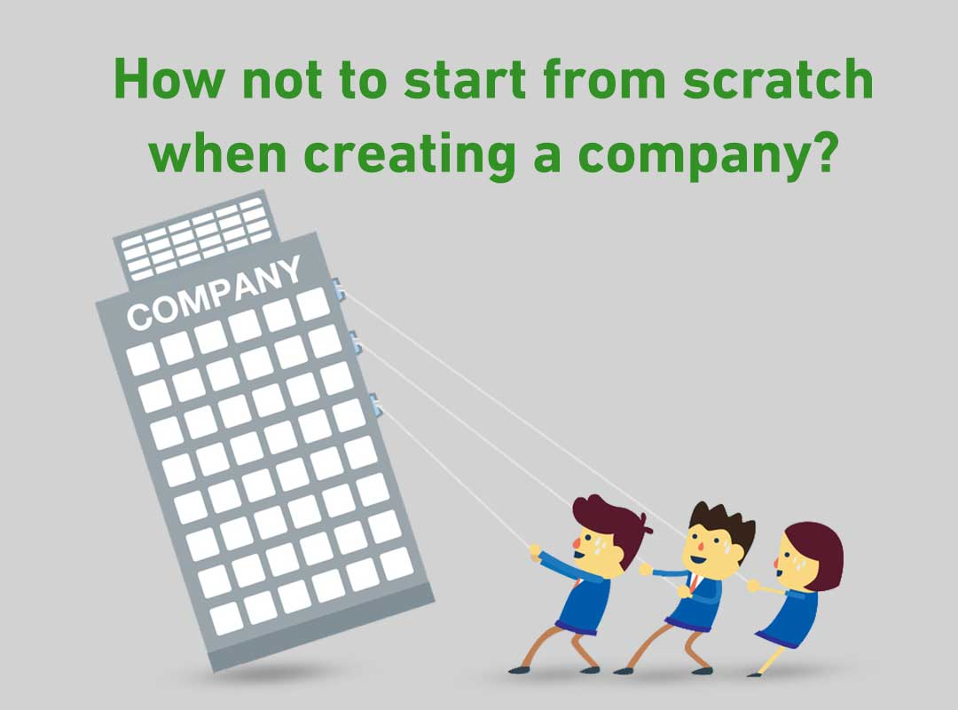 Porter's Framework: How not to start from scratch when creating a company?