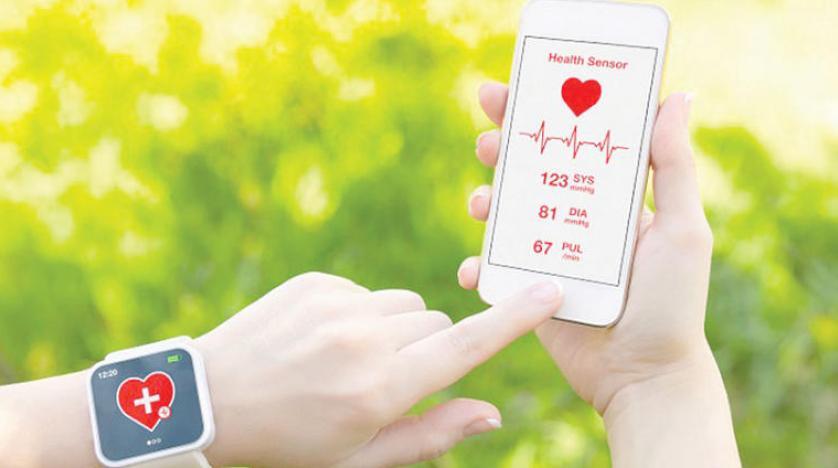 تطبيق استشارات تغذية ولياقة بدنية