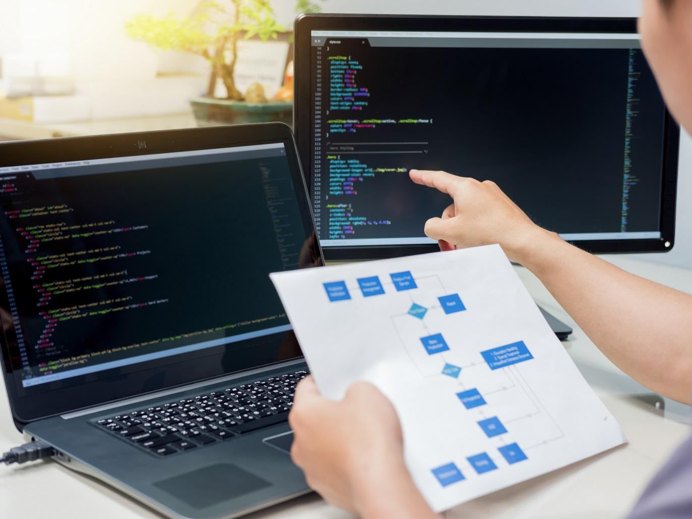 تكنولوجيا المعلومات وتطوير البرمجيات